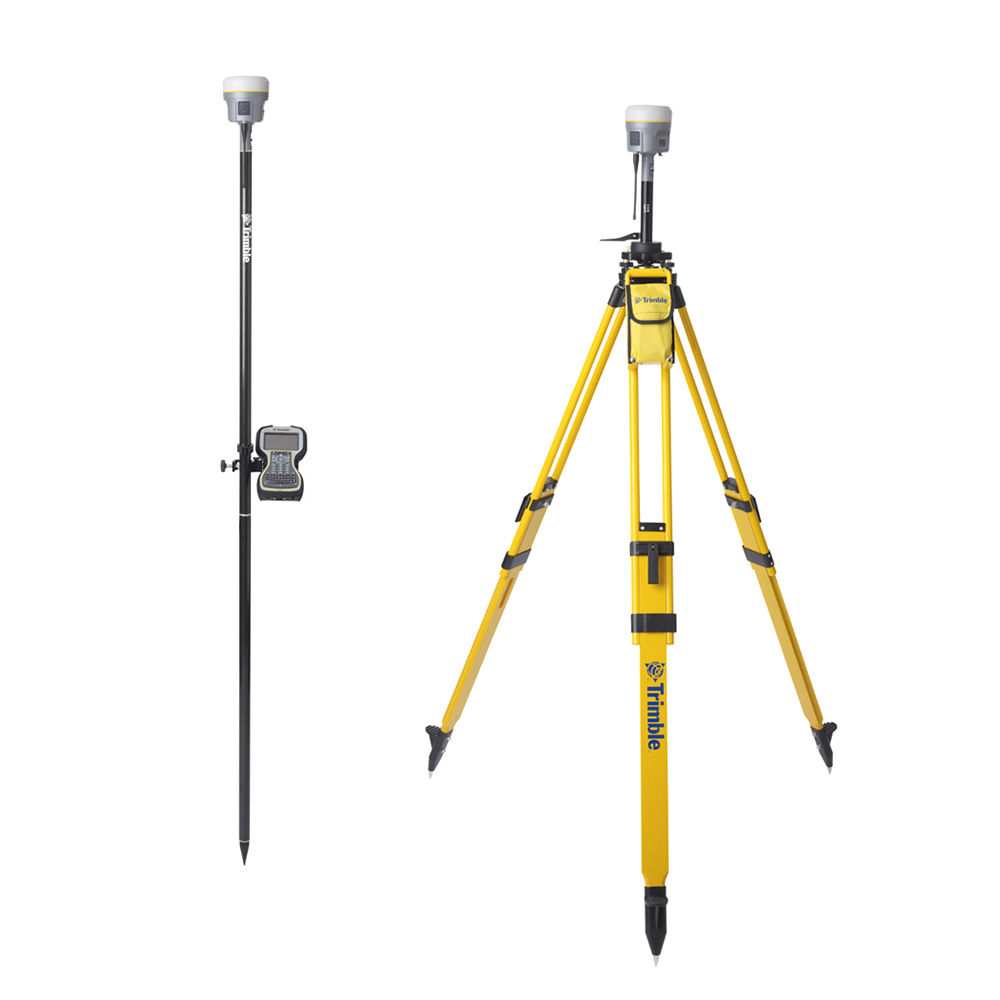 Комплект RTK-база + RTK-ровер Trimble R10 LT GSM, Base, Rover TSC3 + TBC