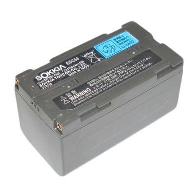 Аккумулятор для Sokkia ELC BDC58 (Li-Ion, 7,2В, 4300мАч)