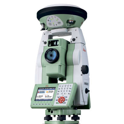 "Система SmartStation Leica TS11 R500 (5"") + GS14 (Радио и GSM)"