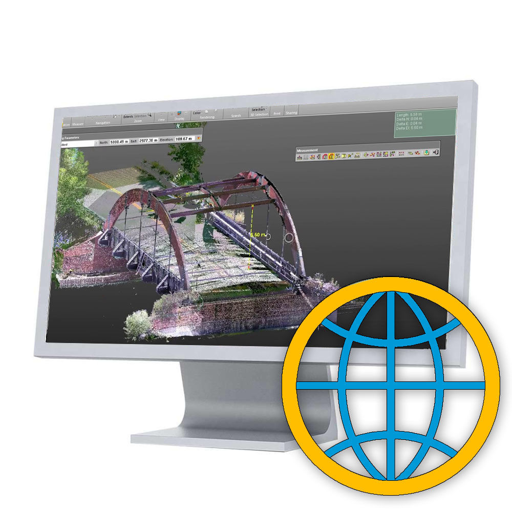 Сетевое ПО Trimble RealWorks ADVANCED-MODELER (1 ПК) TRW-352N01-01