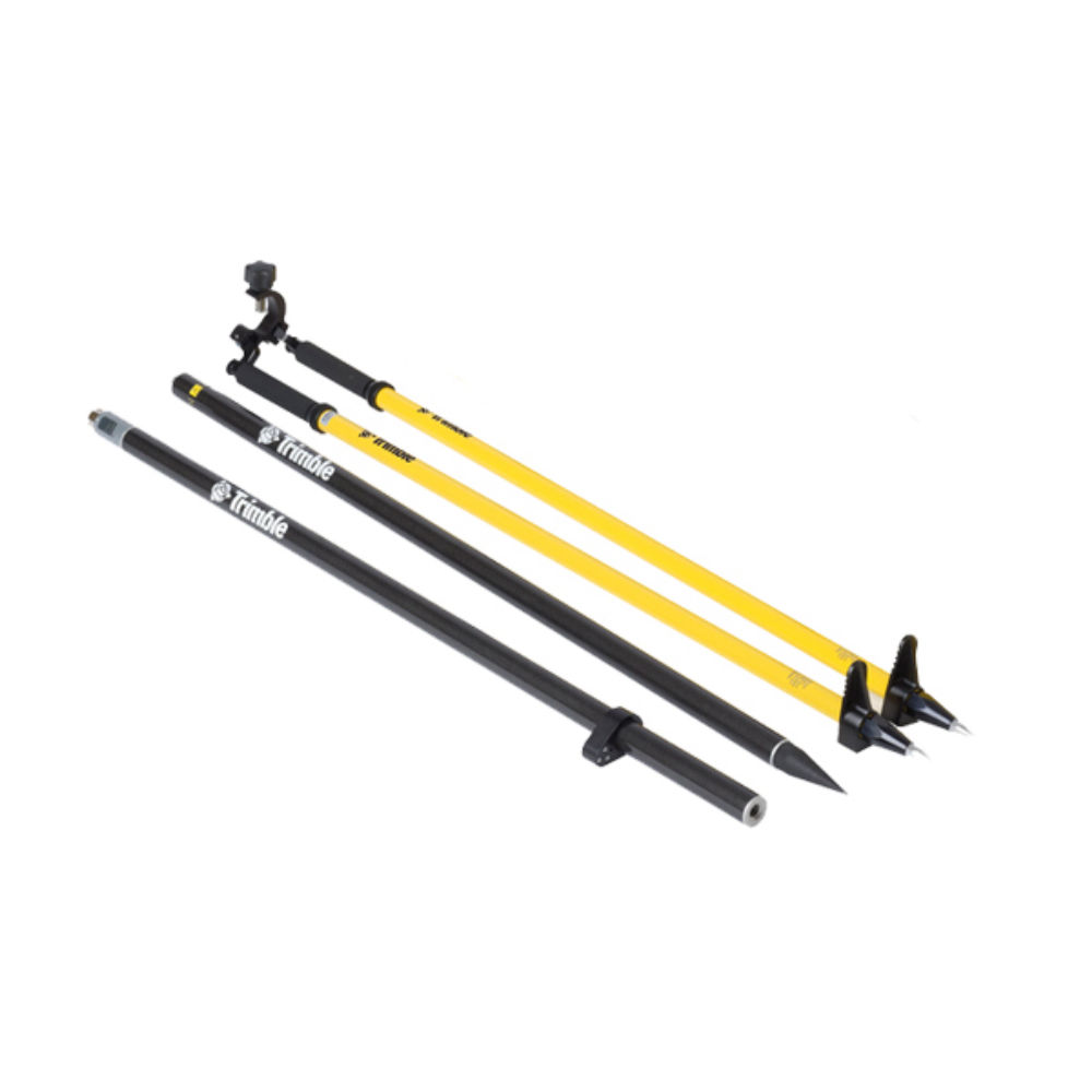 Веха карбоновая Trimble 2.0m Carbon Fiber Range Pole with Quick Release 89849-00