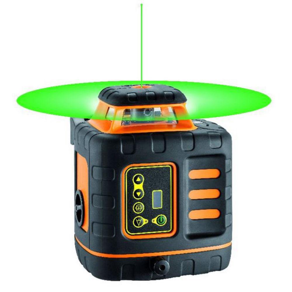 Ротационный нивелир Geo-Fennel FLG 210 A green 291700