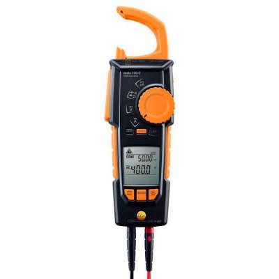 Токоизмерительные клещи Testo 770-2 с поверкой 0590 7702П
