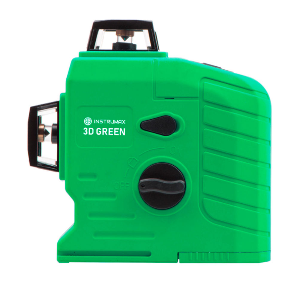 Лазерный уровень Instrumax 3D GREEN IM0128