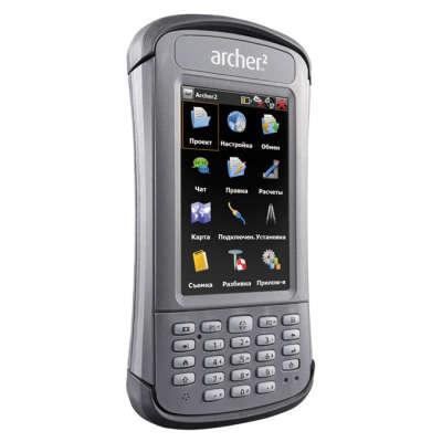 Комплект из двух GNSS-приемника Sokkia GRX2 + ARCHER2 MAGNET FIELD GPS+ 161Ч102128