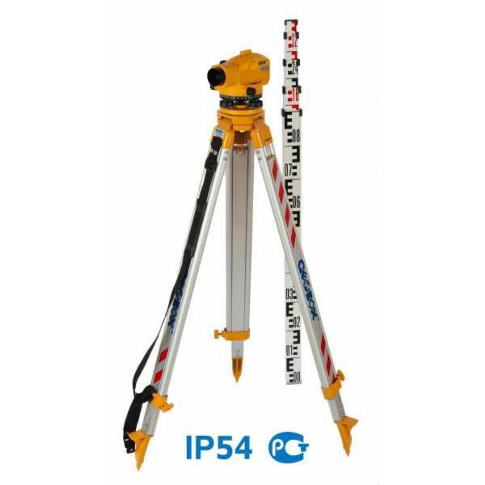 Комплект нивелира GEOBOX N7-26 TRIO 100165