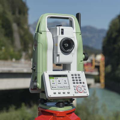 "Тахеометр Leica TS07 R500 (5"") 868851"