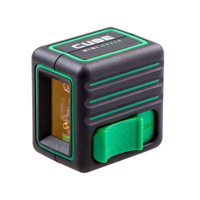 Лазерный уровень ADA Cube Mini Green  Home edition А00498