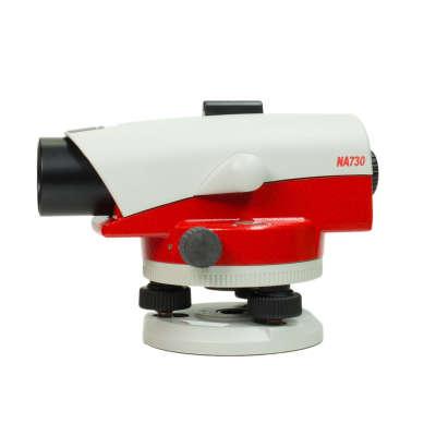 Оптический нивелир Leica NA730plus. Фото GEOOPTIC