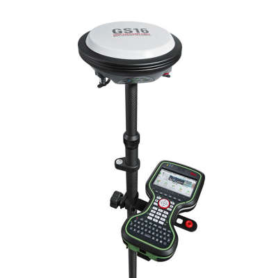 Комплект RTK-ровера  Leica GS16 GSM+Radio Rover CS20