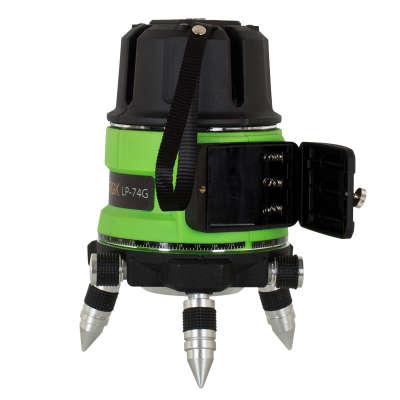 Лазерный уровень RGK LP-74G 4610011874680