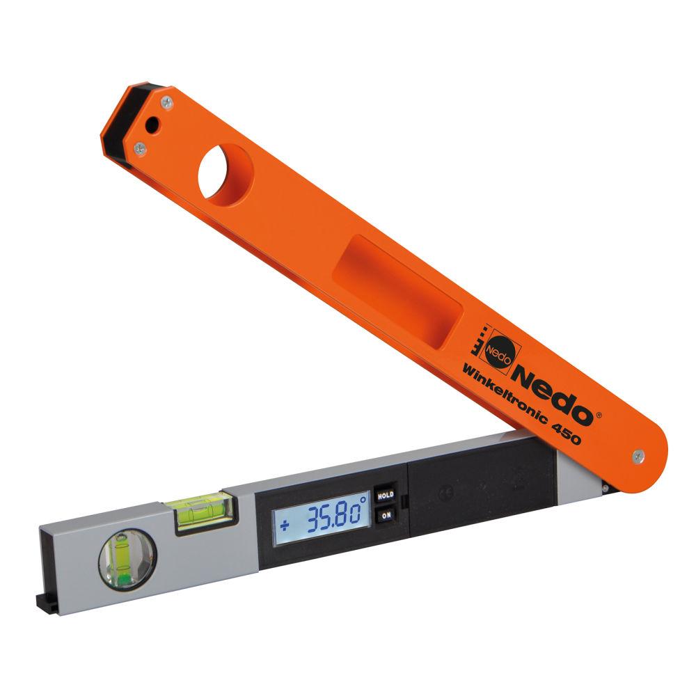 Электронный угломер Nedo Winkeltronic 450mm New 405216