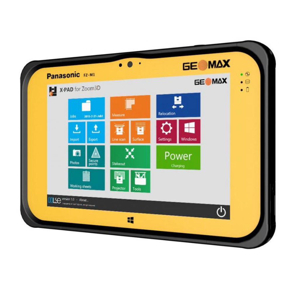 Полевой планшет GeoMax Panasonic FZ-M1 840425