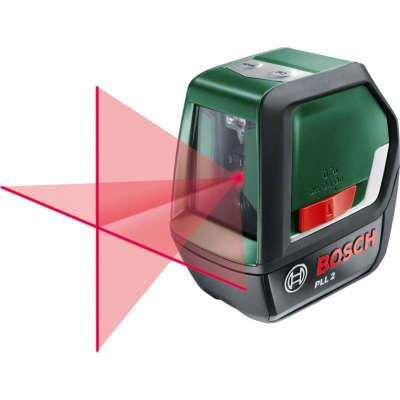 Лазерный уровень Bosch PLL 2 EEU 0603663420