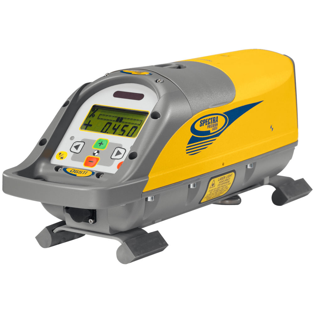 Трубный лазер Spectra Precision DG511
