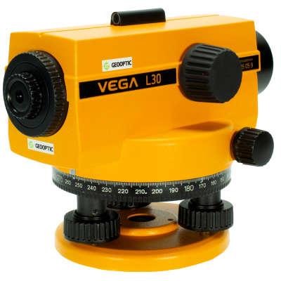 Оптический нивелир Vega L30 с поверкой. GEOOPTIC фото 6