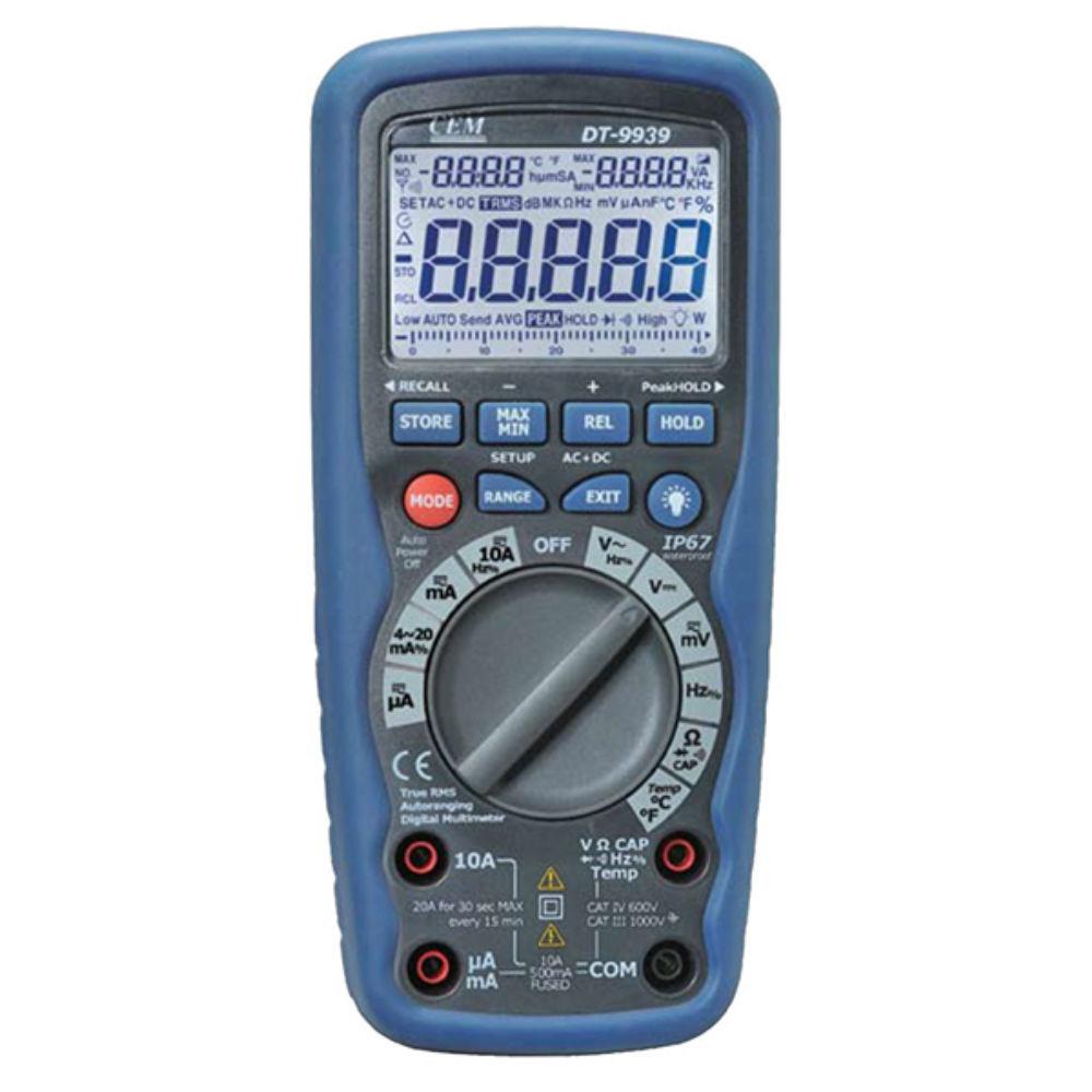 Мультиметр CEM DT-9939 481103