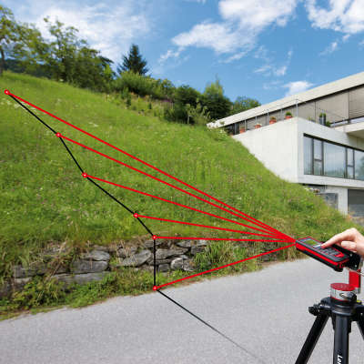 Лазерный дальномер Leica DISTO D510 c поверкой  (792290  + поверка)