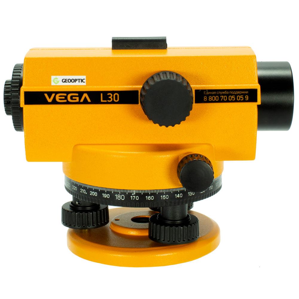 Оптический нивелир Vega L30 с поверкой Vega L30 с поверкой