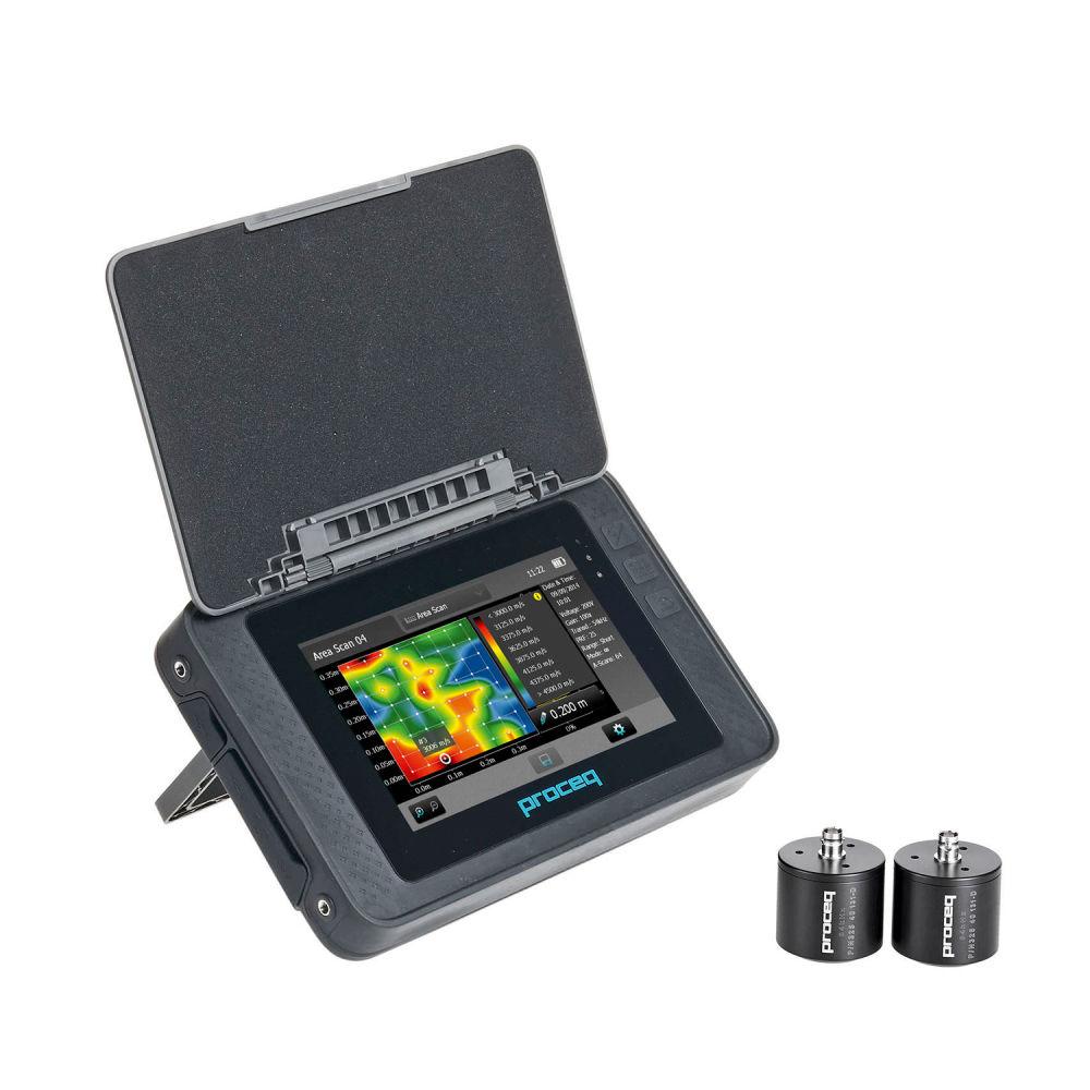Ультразвуковой прибор для оценки качества бетона Proceq Pundit PL-200 32710001