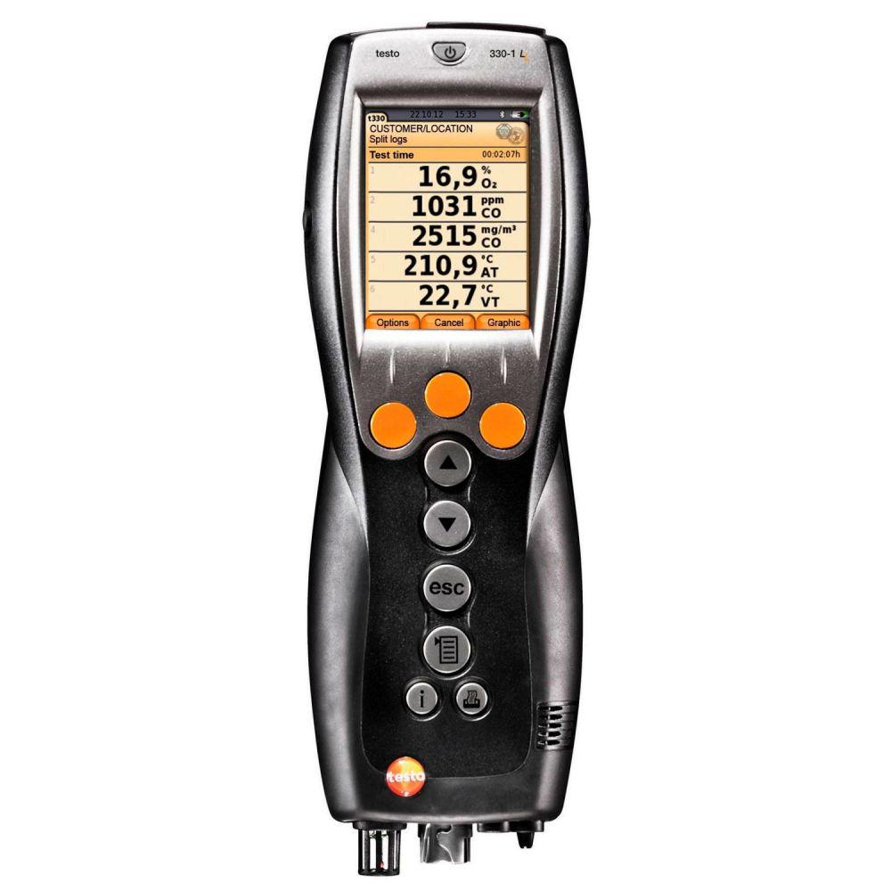 Газоанализатор Testo 330-1 LL с поверкой 0563 3374П