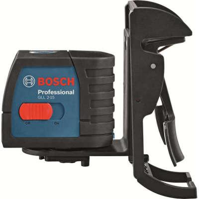 Лазерный уровень Bosch GLL 2-15 Prof (BM3) 0.601.063.702