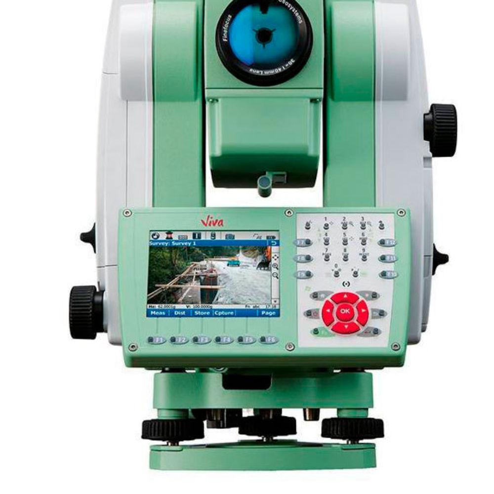Дисплей для тахеометра Leica GTS35 (TM50; 2-ая) 805089