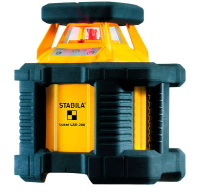 Ротационный нивелир STABILA LAR250 (REC300) 17106