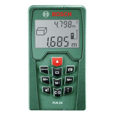Лазерный дальномер Bosch PLR 25 (0603016220)