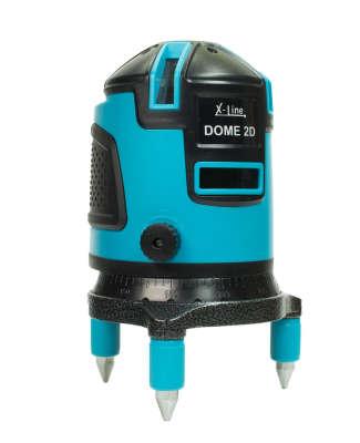 Лазерный уровень X-Line DOME 2D