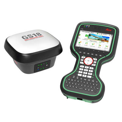 RTK-ровер Leica GS18 GSM, Rover CS20 Disto, 1 год Smartnet 6014797