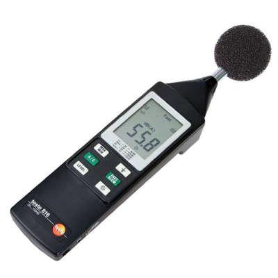 Измеритель уровня шума Testo 816-2 (0560 8162)