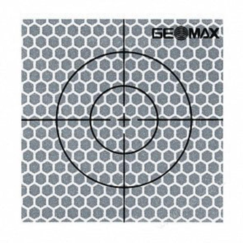Отражающая марка GeoMax ZTM100 (60x60 мм) 20 шт. 765611