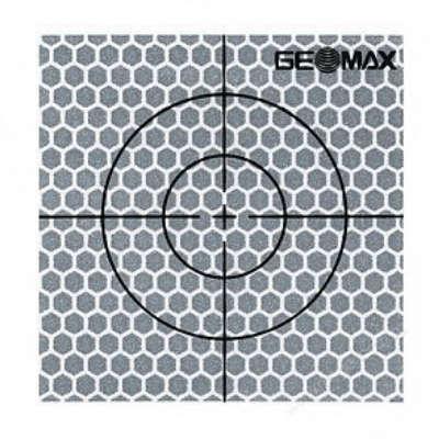 Отражающая марка GeoMax ZTM100 (60x60 мм) 20 шт. (765611)