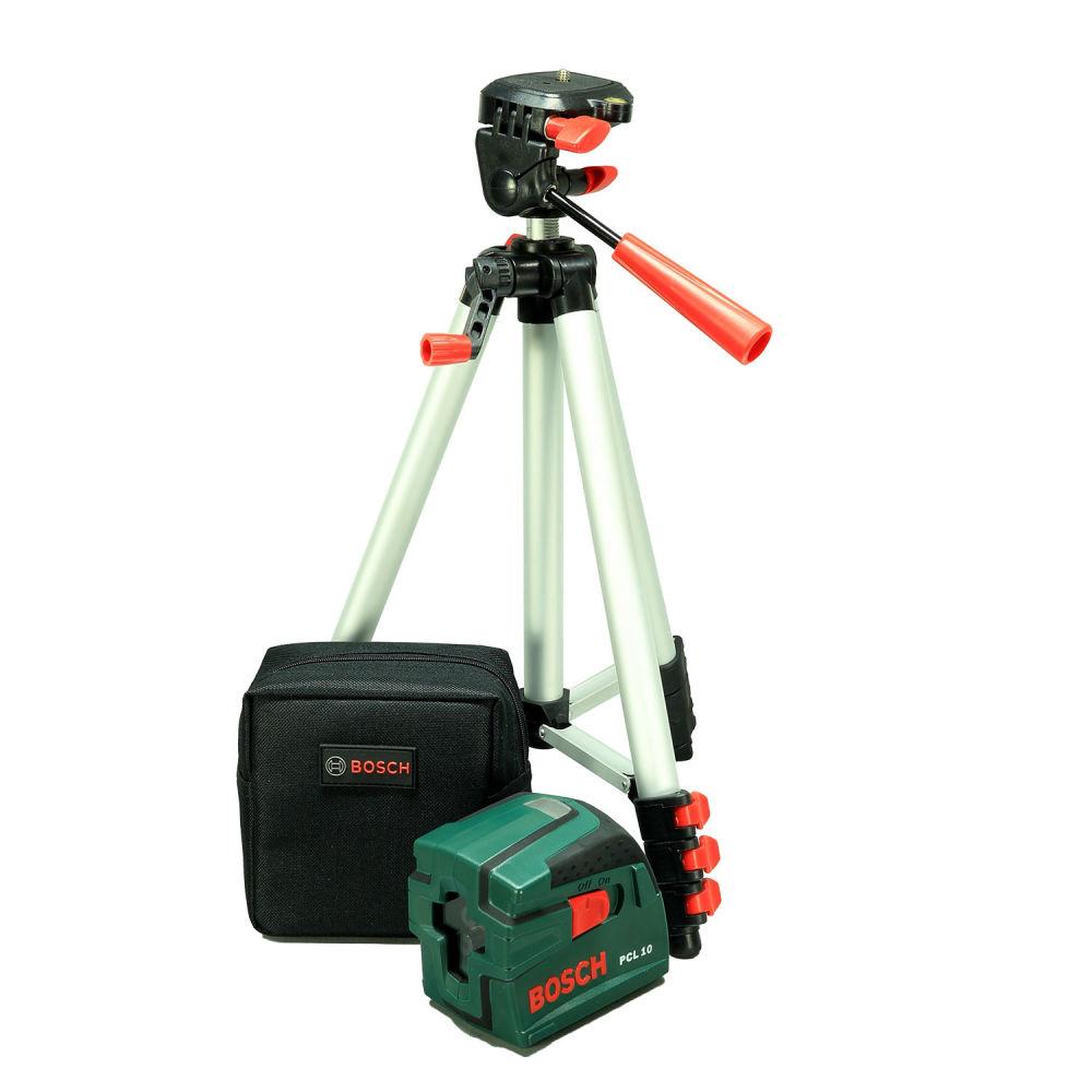 Лазерный уровень Bosch PCL 10 SET 0603008121