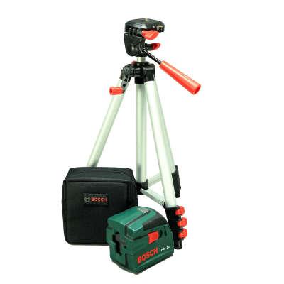 Лазерный уровень Bosch PCL 10 SET 0.603.008.121