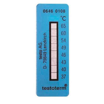 Термические полоски Testo (+37 °C to +65 °C) 0646 0108