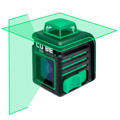 Лазерный уровень ADA Cube 360 Green Ultimate Edition (А00470)