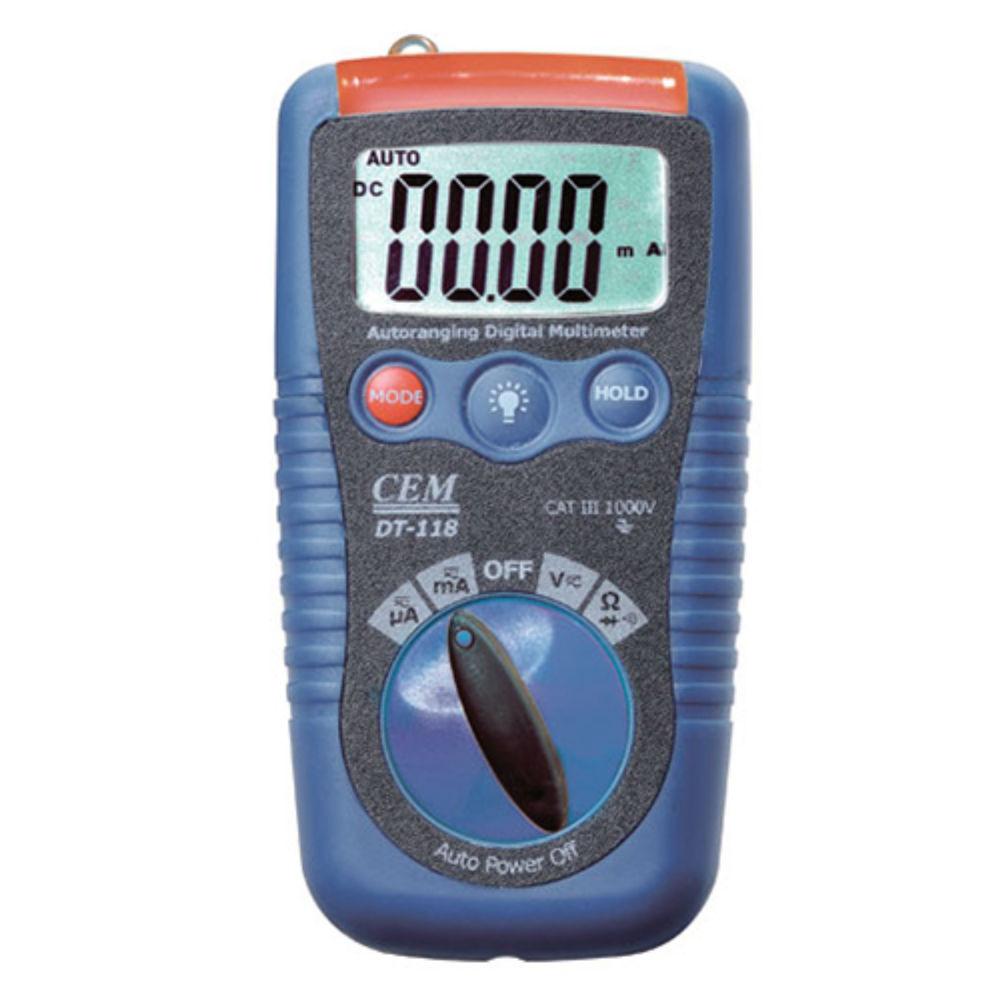 Мультиметр CEM DT-118 481370