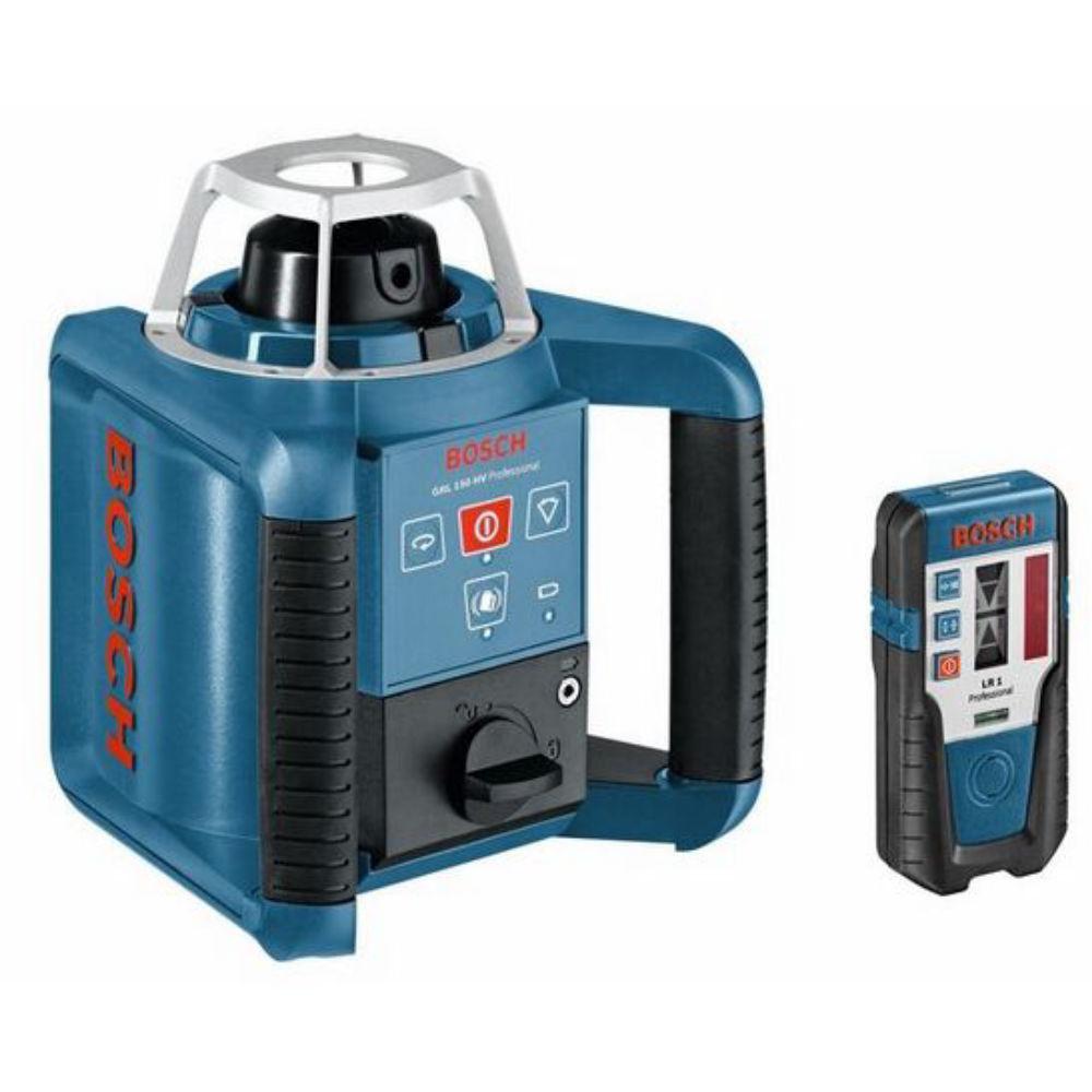 Ротационный нивелир Bosch GRL 150 HV +LR1 +RC1 0601061301