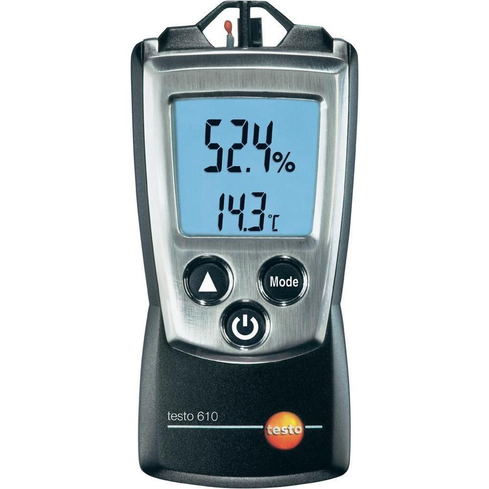 Термогигрометр Testo 610 с поверкой 0560 0610П