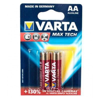 Батарейка VARTA MAX TECH LR6 4706