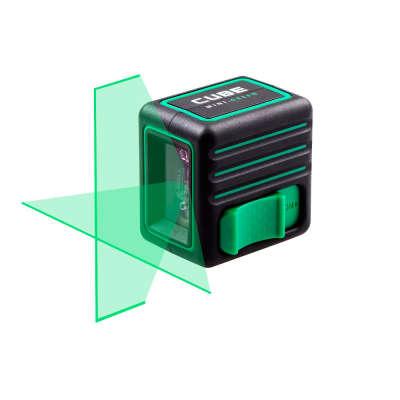 Лазерный уровень ADA Cube MINI Green Professional Edition А00529