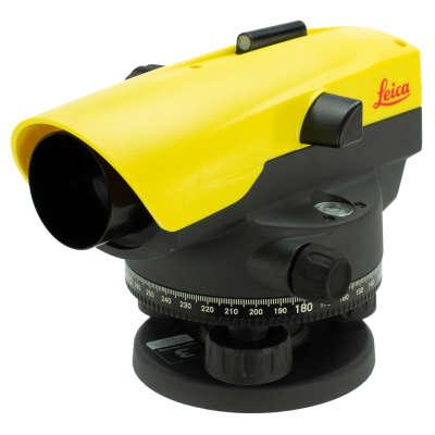 Оптический нивелир Leica NA520 с поверкой (840384)