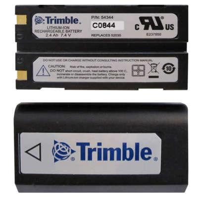 Аккумулятор для Trimble ELC 54344 (Li-Ion, 7.4V, 2,6Ah) Г104