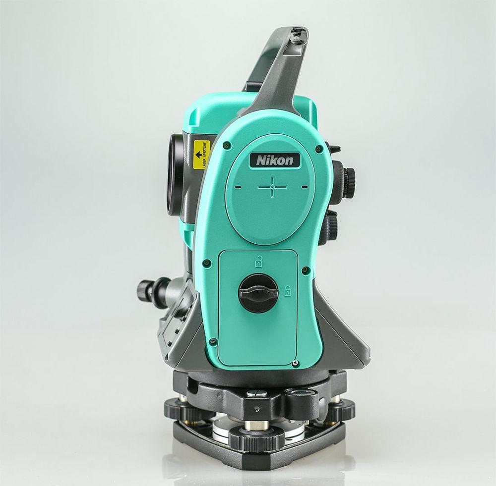 Тахеометр Nikon Nivo 3.M LP (2 панели)