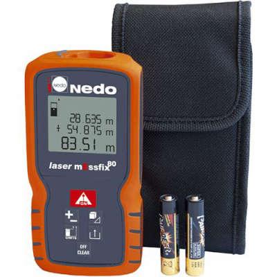 Лазерный дальномер Nedo laser mEssfix80 705565