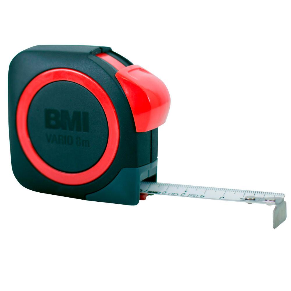 Рулетка BMI VARIO 8m Standart с поверкой 411841120/п