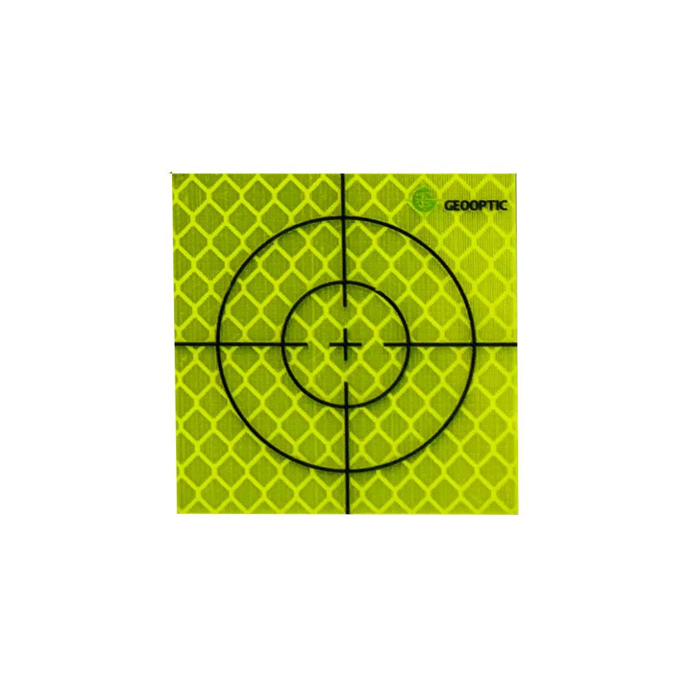 Марки рефлекторные GEOOPTIC GZM50 (10 шт.)