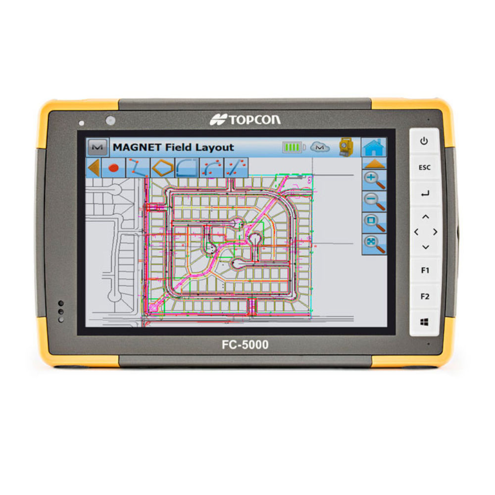Полевой контроллер Topcon FC-5000 2135010281